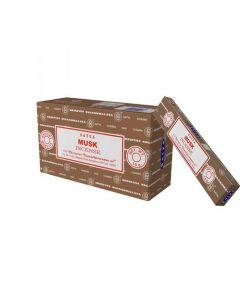 Satya Musk Incense 15 grams