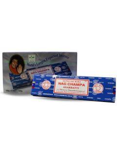 Satya Nag Champa Incense 100 grams