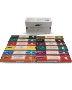 Satya Assorted Incense (12 boxes) 15 grams