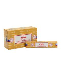 Satya Myrrh Incense 15 grams