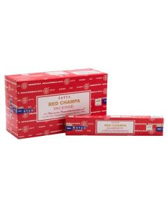 Satya Red Champa Incense 15 grams