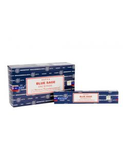 Satya Blue Sage 15 gram incense