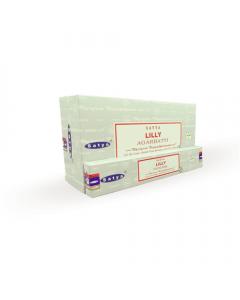 Satya Lilly Incense 15 grams