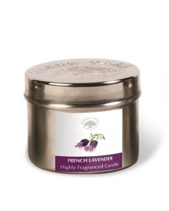 Green Tree Candle French Lavender 150 Grams