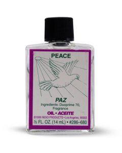 Indio Aceite Paz