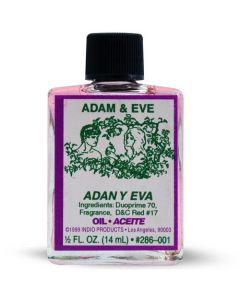 Indio Aceite  Adán y Eva