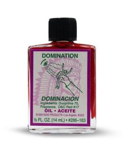 Indio Aceite Dominación