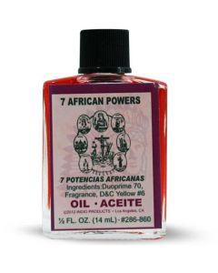 Indio Aceite 7 Poderes Africanos