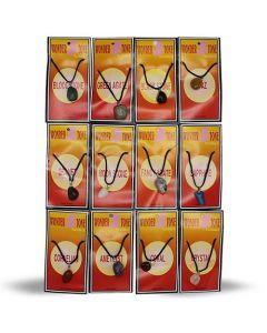 Astro Semi-Precious Neclace set (12 pieces)