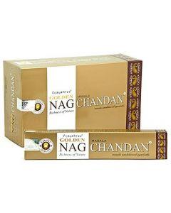 Golden Nag Chandan Incense 15 grams
