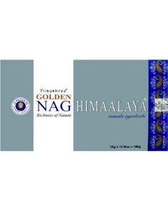 Golden Nag Himalaya Incense 15 grams