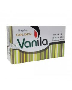 Golden Vanilla 15gr incense