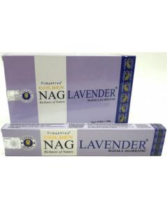 Golden Nag Incienso Lavanda 15 gr