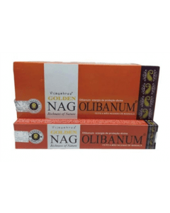 Golden Nag Olibanum Incense 15 grams