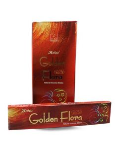 Balaji Golden Flora Incense 15pcs