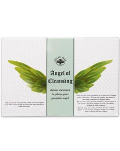 Green Tree Angel of Cleansing Incense 15 grams