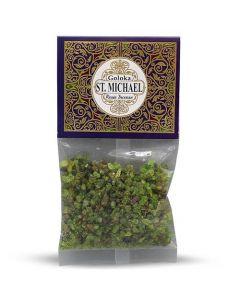 Goloka Resin Incense St. Michael - 30 grams 12 packs