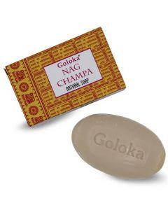 Goloka Nag Champa Natural Soap 75 gram