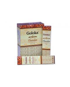 Goloka Chandan Incense 15 grams