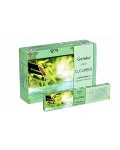 Goloka Aromatherapy Cumcumber Incense 15 grams