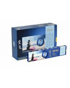 Goloka Reiki Series Grounding Incense 15 grams