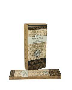 Goloka Krishna Tulsi masala incense sticks15 grams  6 packed