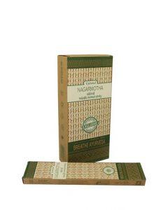 Goloka Nagarmotha masala incense sticks 15 grams 6 packed