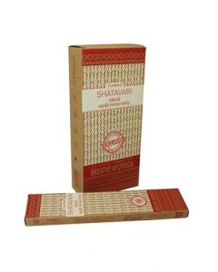 Goloka  Shatavari masala incense stick  15 grams  6 packed