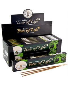 Goloka Tree of Life Incense 15 grams