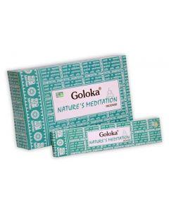Goloka Nature's Meditation Incense 15 grams