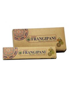 Goloka Frangipani 15 grams (6 per box)