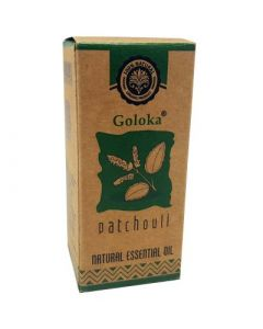 Goloka Patchouli Essential Oil 10 ml