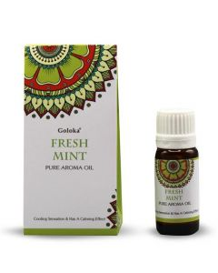 Goloka Fresh Mint Fragrance Oil 10 ml