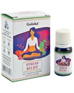 Goloka Stressverlichting Essentiele Olie 10ml