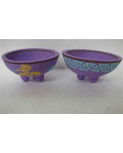 Native Soul Eagle Smudge bowl with legs