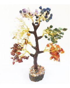 Gem Tree seven chakra stones 300 beads