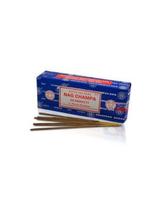 Satya Nag Champa Garden Sticks 6 packs x 50g