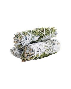 White Sage & Juniper 10cms (price per pc)