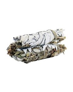 White Sage & Black Sage 10cms (price per pc)