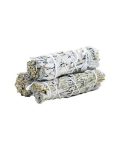 White Sage & Blue Sage 10cms (price per pc)