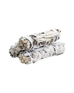 White Sage & Yerba Santa 10cms (price per pc)