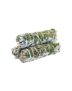 White Sage & RUDA RUE 10cms (price per pc)