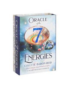 El Oráculo de las 7 Energías Cartas del Oráculo