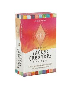 The sacred creator oracle cards