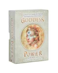 Goddess Power Orakelkaarten
