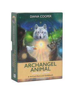 Cartas de Oráculo Animal Arcángel