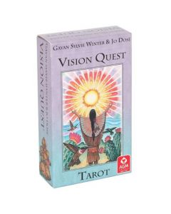 Vision Quest Tarotkaarten - The Native American Wisdom