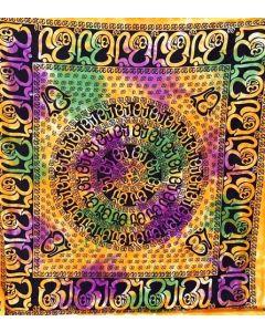 Multicolor Ohm Tapestry