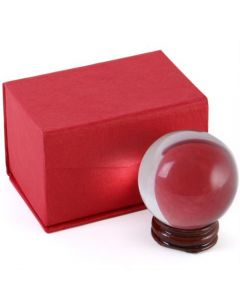 5cm Crystal Ball on Stand