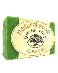 Green Tree Natural Soap 100gr Olive Oil